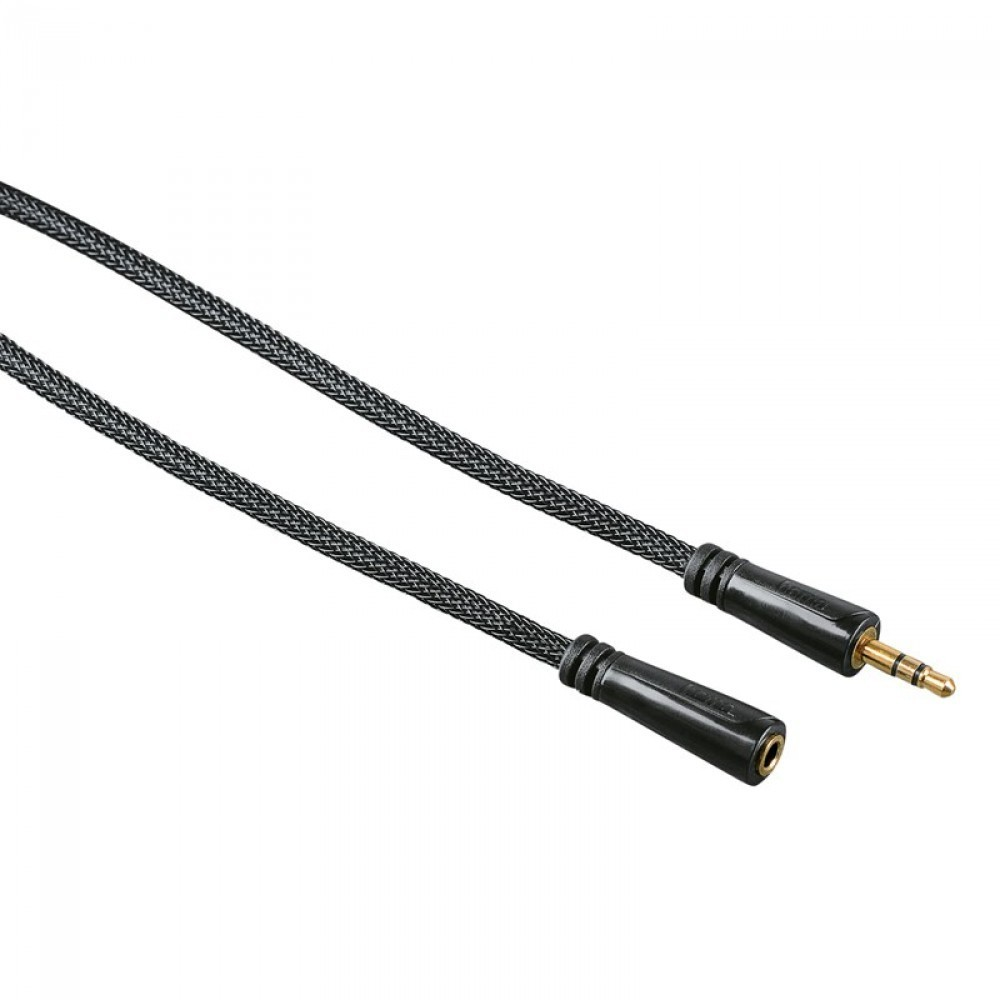 Hama KABEL AUDIO 3,5MM-3,5MM 5M