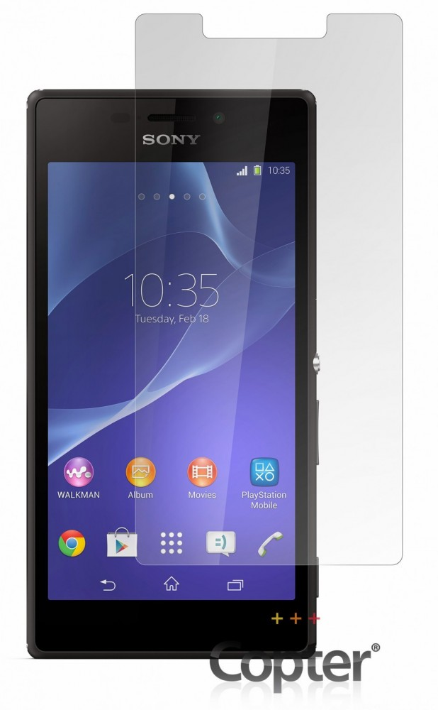 Copter SCREEN PROTECTOR (SONY XPERIA M2)