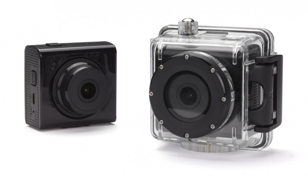 KIT ACTIONCAMERA SPLASH BLACK