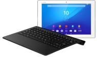 Sony XPERIA TABLET Z4 WHITE WIFI + KEYBOARD