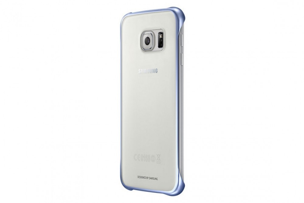 Samsung CLEAR COVER GALAXY S6 FLAT Black