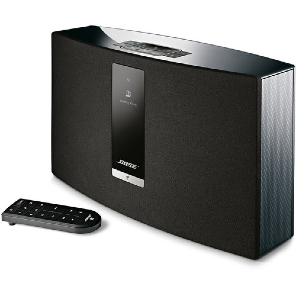 bose soundtouch 20 wi fi iii musiksystem p o radio tv. Black Bedroom Furniture Sets. Home Design Ideas