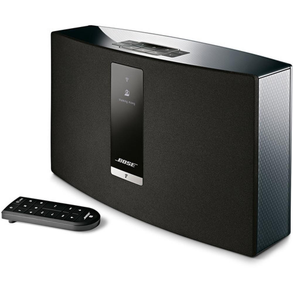 BOSE Soundtouch 20 WI-FI III Musiksystem Svart