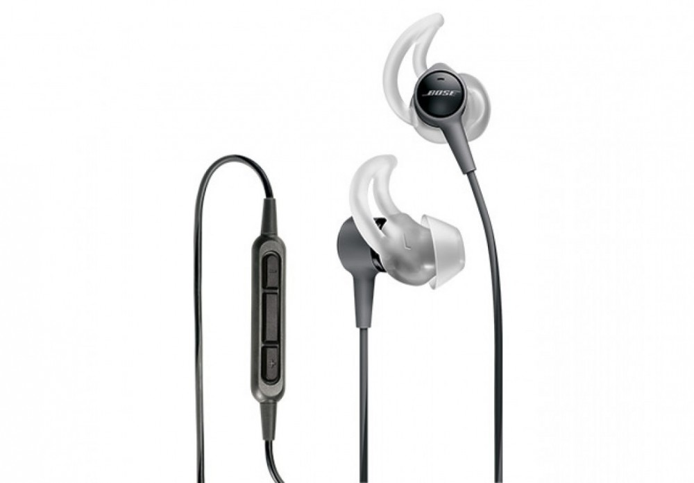 BOSE SOUNDTRUE ULTRA IE FÖR iPHONE Svart