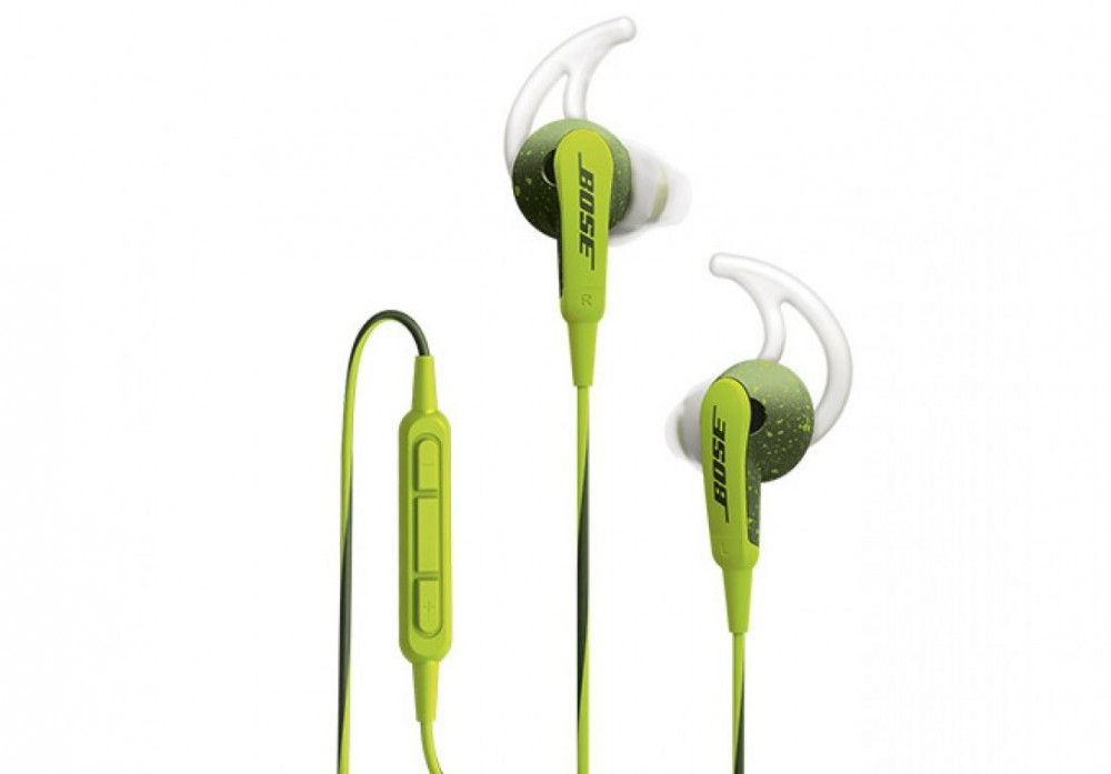 BOSE Soundsport In-Ear För iPhone Grön