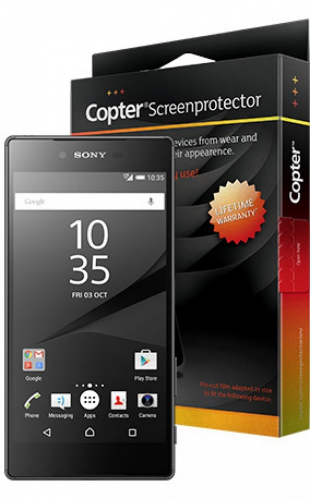 Copter SCREEN PROTECTOR (SONY XPERIA Z5)