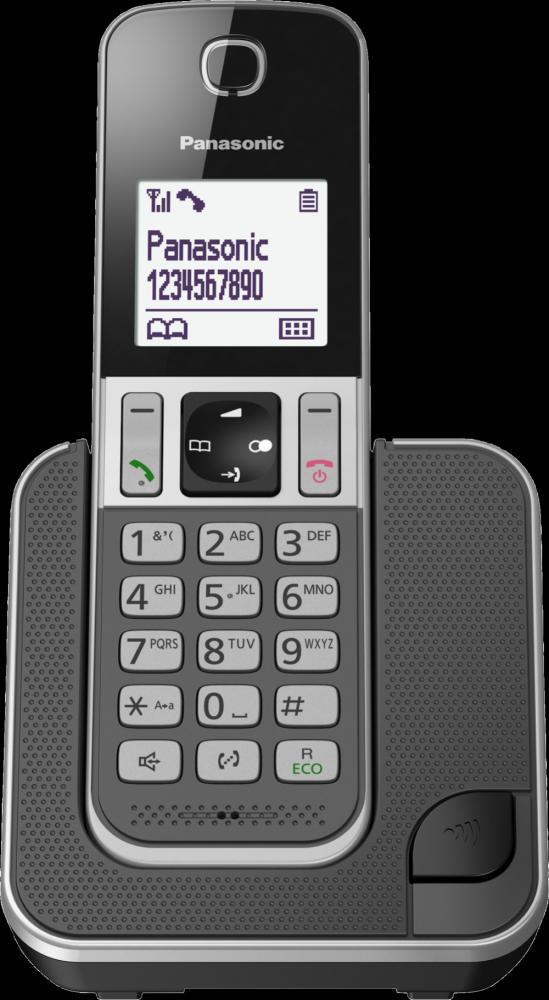 Panasonic TRÅDLÖS TELEFON KX-TGD310 GREY