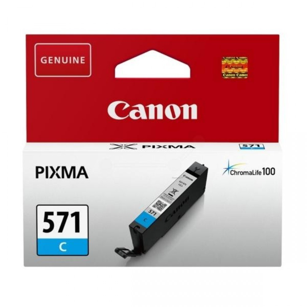 Canon INK CART/CLI-571 CYAN