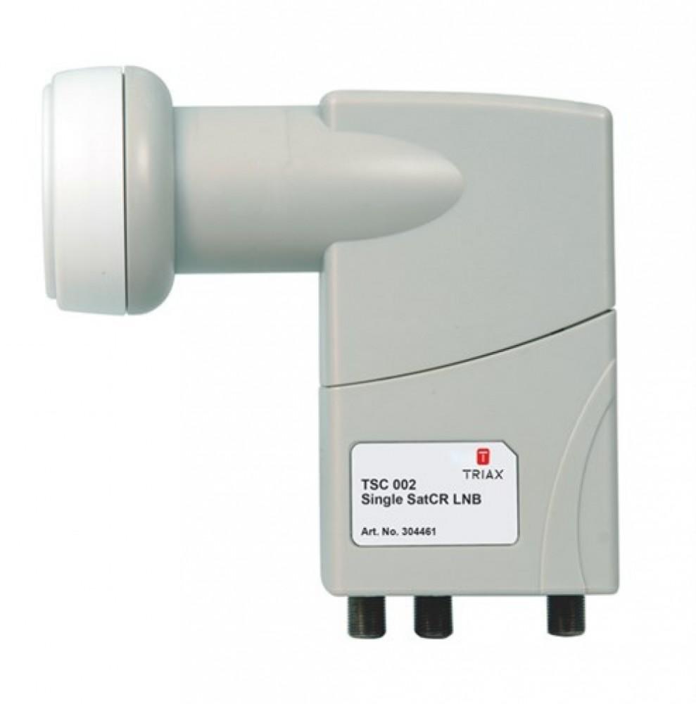 Triax TSC 002 SAT CR LNB M 2 UNIVERSAL-UTGÅNGAR