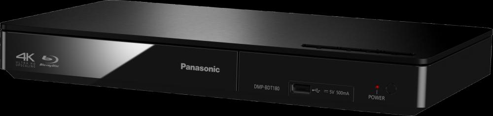 Panasonic DMP-BDT180EG BLU-RAY