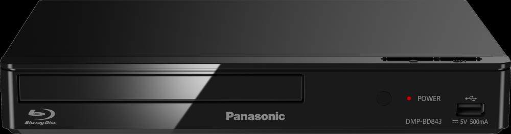 Panasonic DMP-BD843EGK BLU-RAY