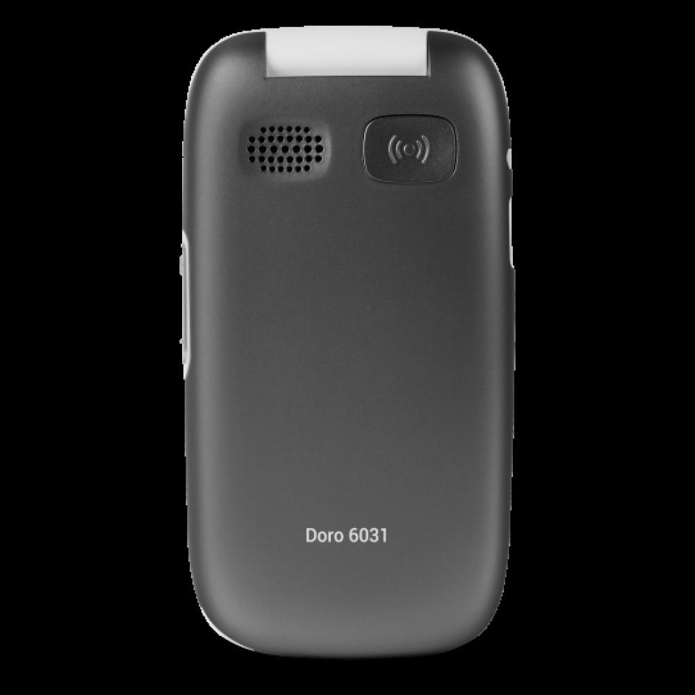 mobil med större knappar