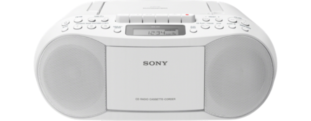 Sony CFDS70W.CED
