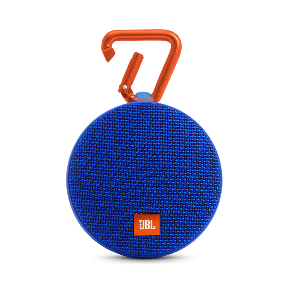 JBL CLIP2 PORTABLE BLUETOOTH SPEAKER Blå