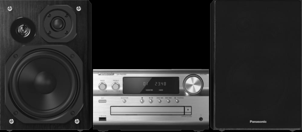 Panasonic CD-STEREOSYSTEM SC-PMX80