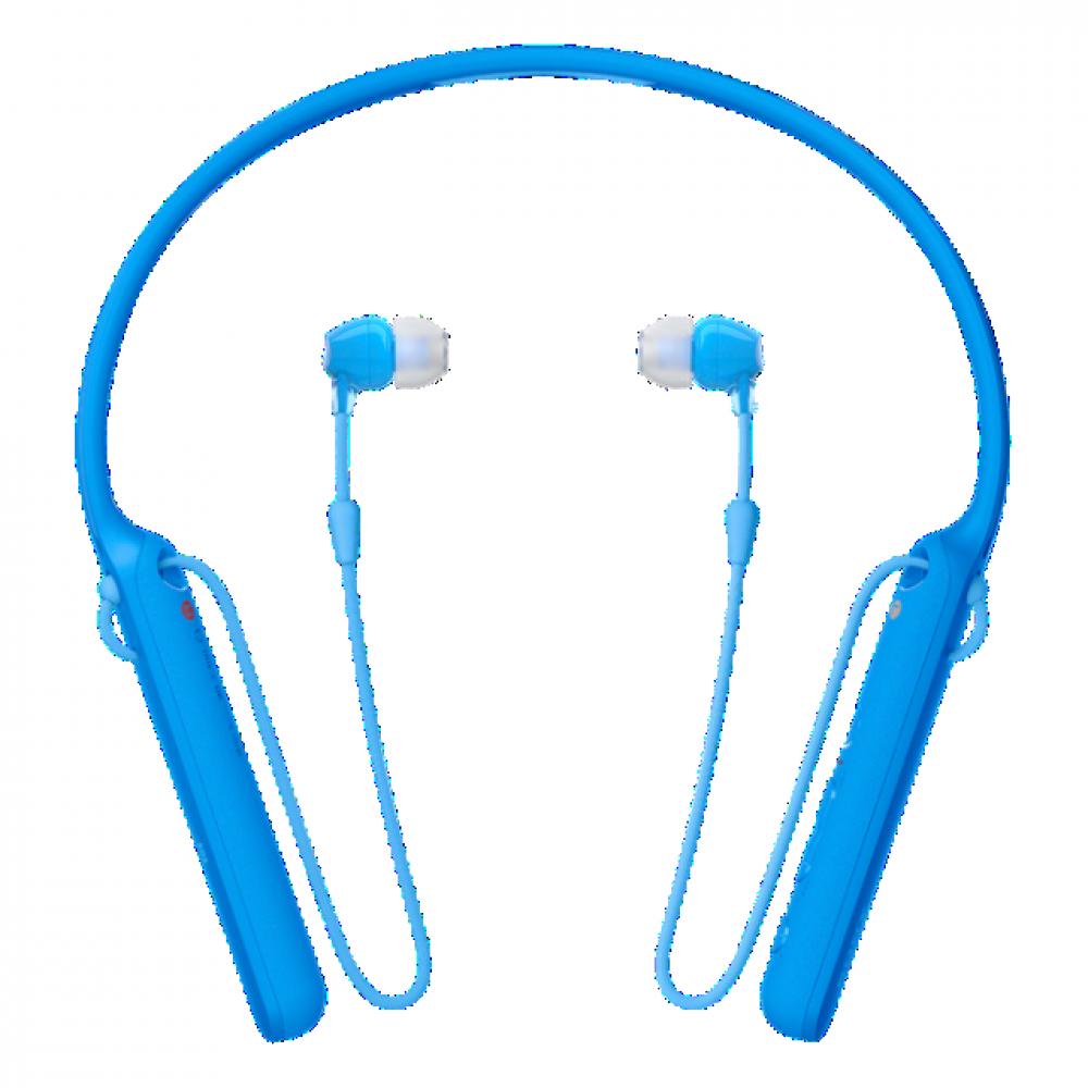 Sony WI-C400 Blå