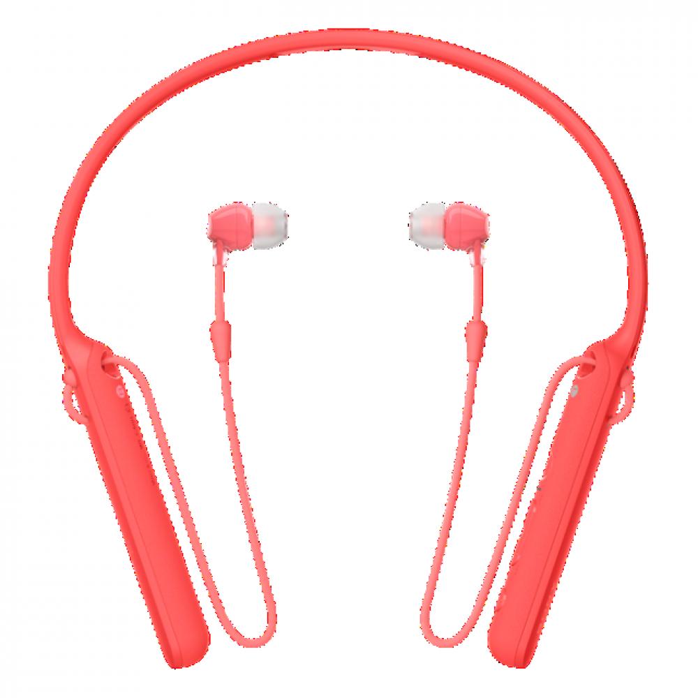 Sony WI-C400 Röd