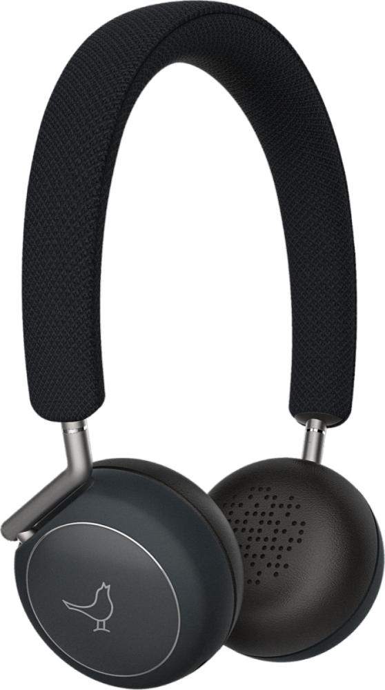 Libratone Q-Adapt Wireless On-Ear Stormy Black