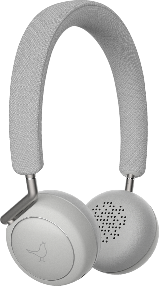 Libratone Q-Adapt Wireless On-Ear Cloudy White