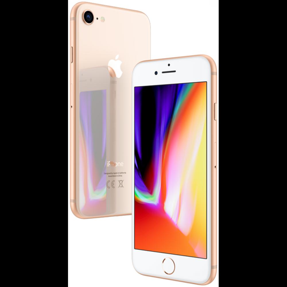 --Övrig / Ingen -- IPHONE 8 64GB Gold