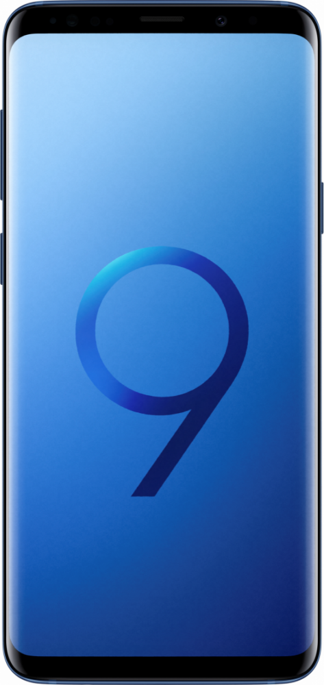 Samsung SM-G965 GALAXY S9 PLUS Coral Blue