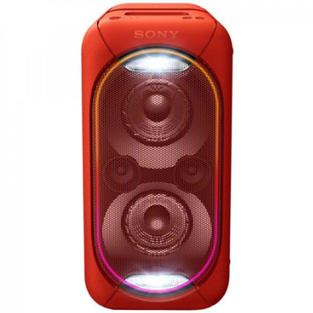 Sony GTKXB60 Röd