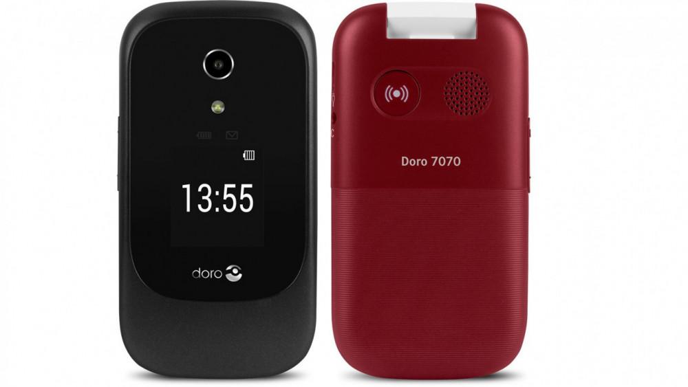Doro 7070 MOBIL 4G