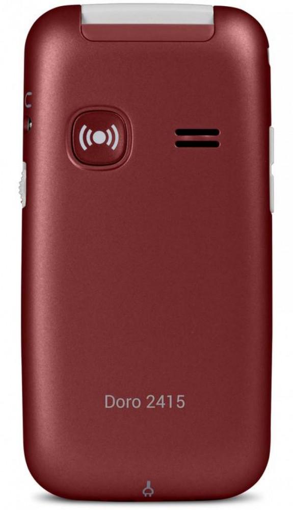 Doro 2415 Röd/Vit