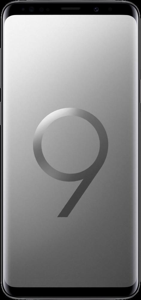 Samsung GALAXY S9 PLUS TITAN GREY 256GB