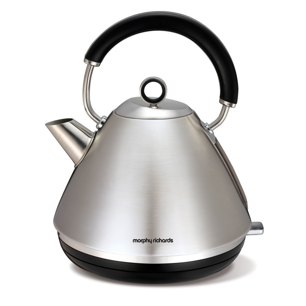 MORPHY RICHARDS ACCENT VATTENKOKARE Silver