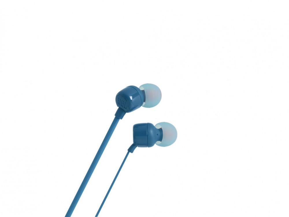 JBL T110 IN-EAR Blå