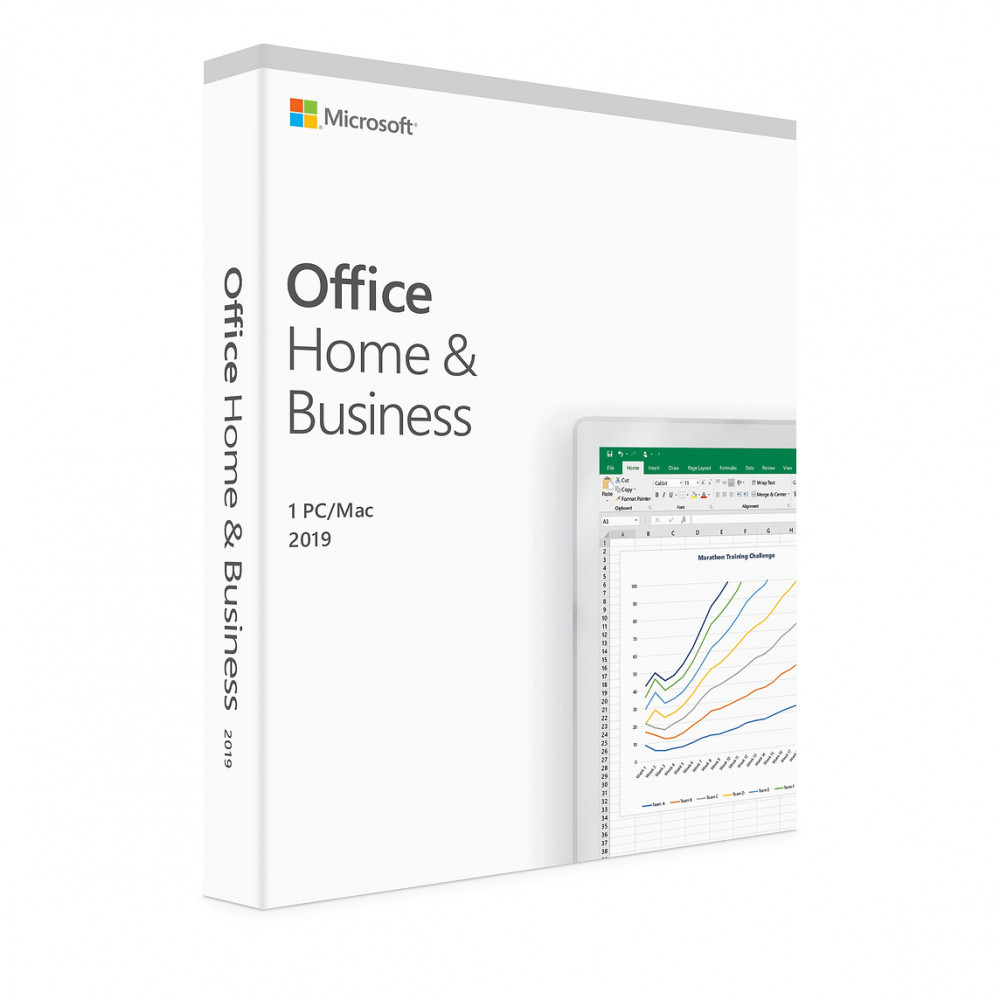 Microsoft MS OFFICE HOME AND BUSINESS 2019 (SE)