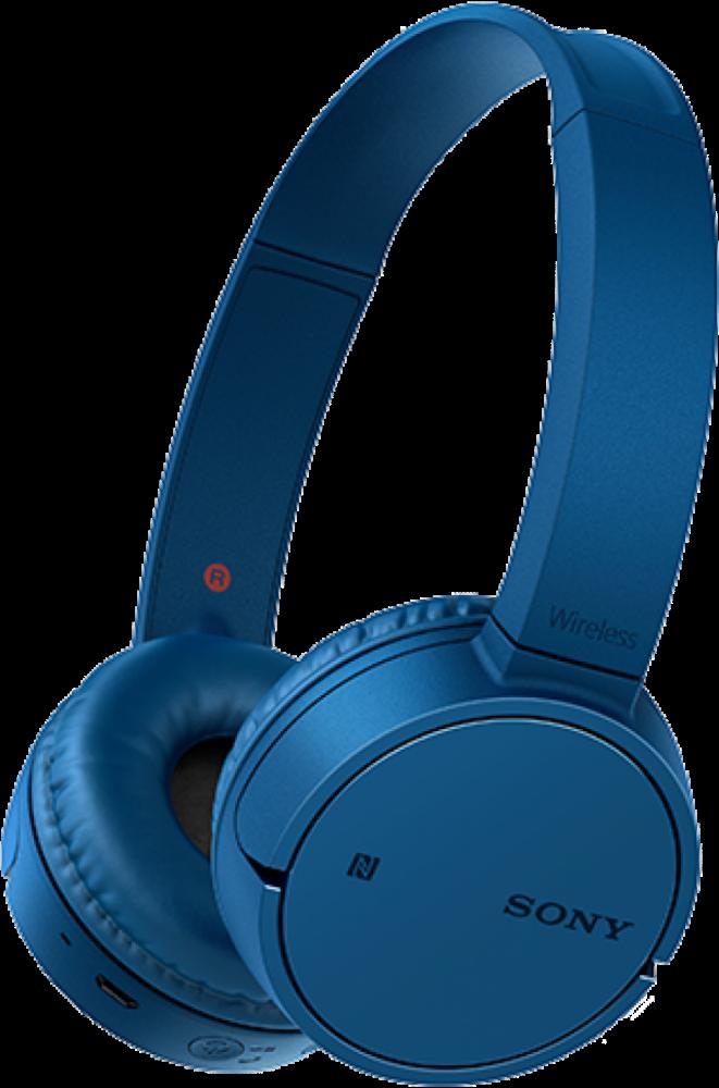 Sony WHCH500 TRÅDLÖS HÖRLUR Blå