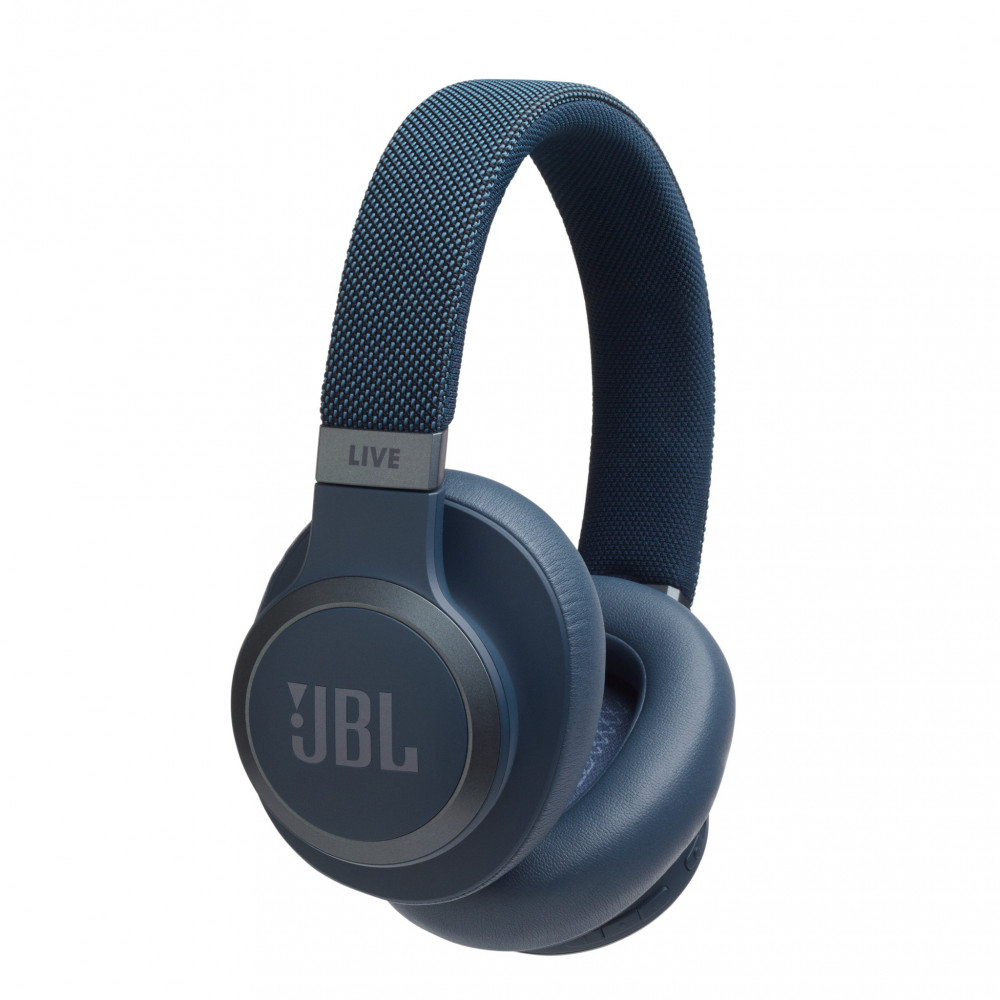 JBL LIVE650BTNC Blå
