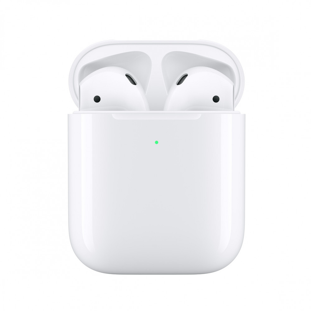 . AIRPODS WIRELESS CHARGING CASE