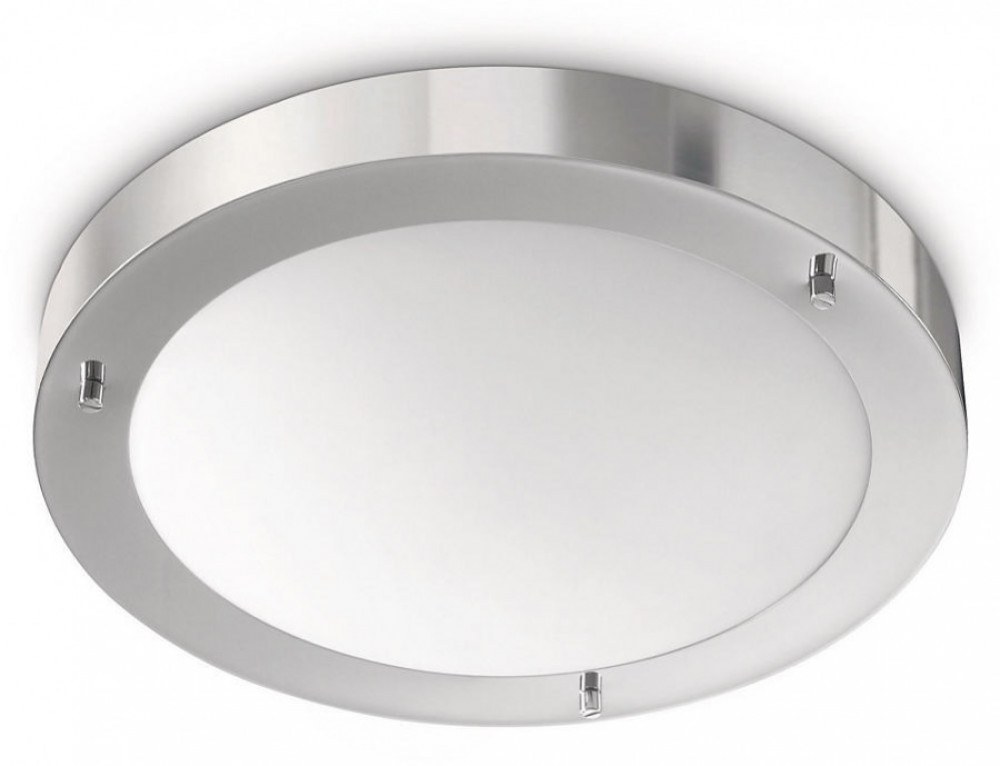 Philips SALTS CEILING LAMP CHROME 1X20W 230V