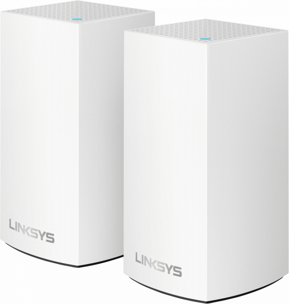 Linksys VELOP WHW0102 MESH SYSTEM AC2600 2PK