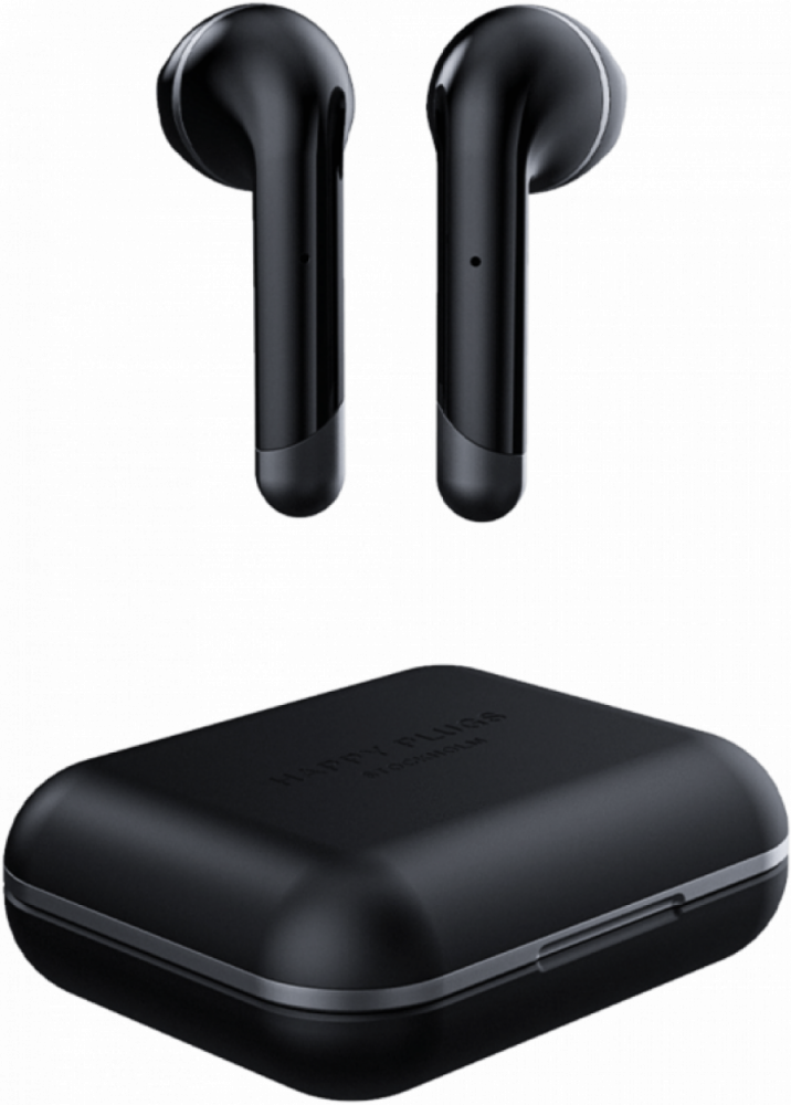HAPPY PLUGS AIR 1 Black