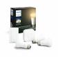 Philips HUE WHITE START-KIT BRYGGA 3X LAMPOR E27
