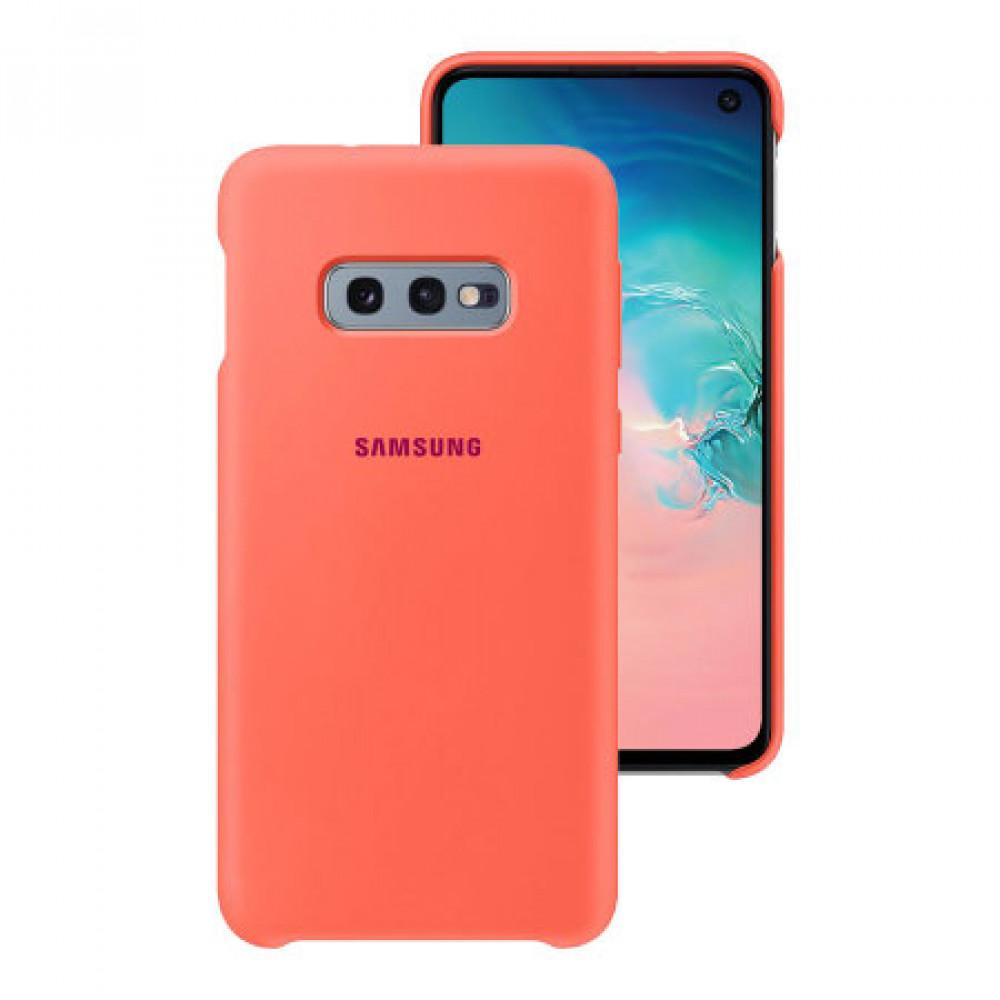 Samsung SILICONE COVER GALAXY S10E BERRY PINK