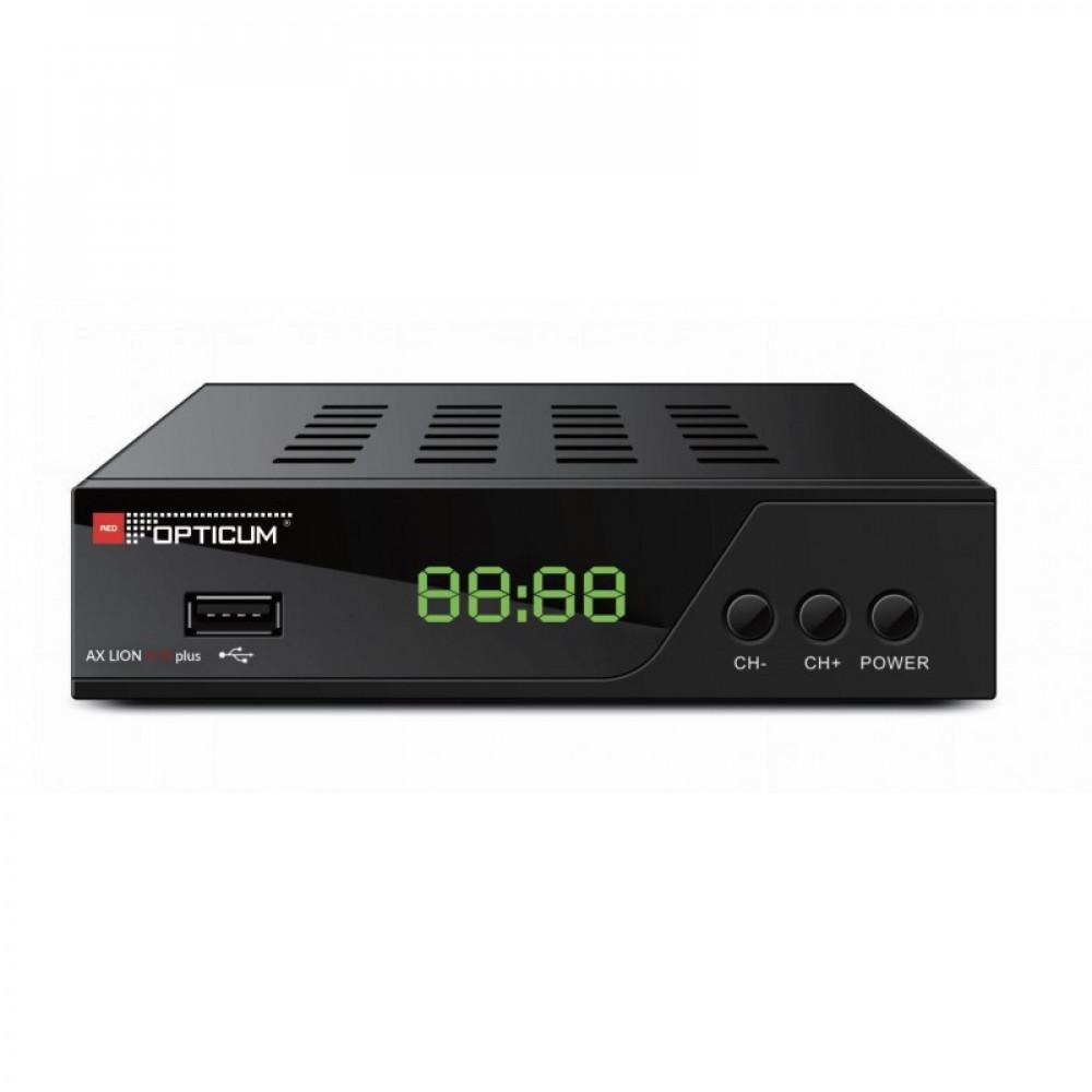 OPTICUM AX LION 4-M PLUS DIGITAL MOTTAGARE DVB-T2