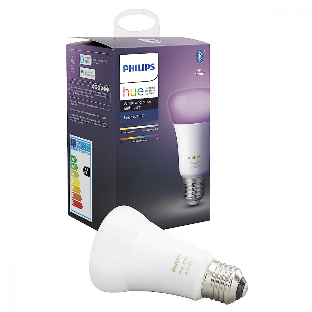 Philips HUE COLOR LED E27 9W A60