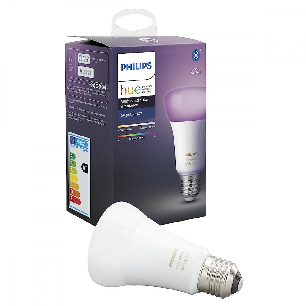 Philips HUE COLOR LED E27 9W A60
