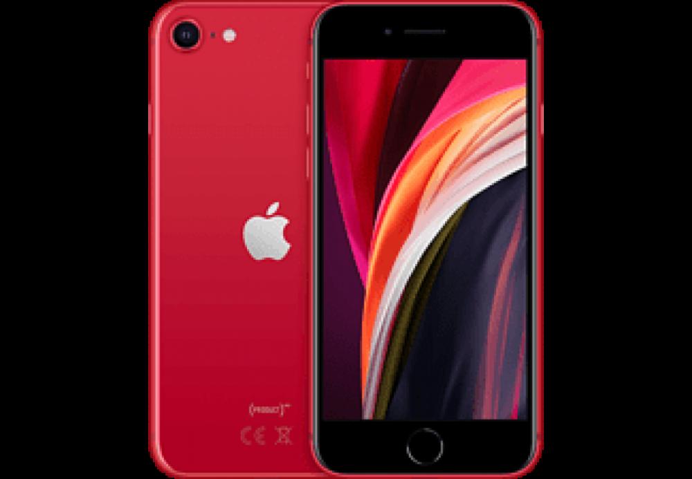 . IPHONE SE 64GB Röd