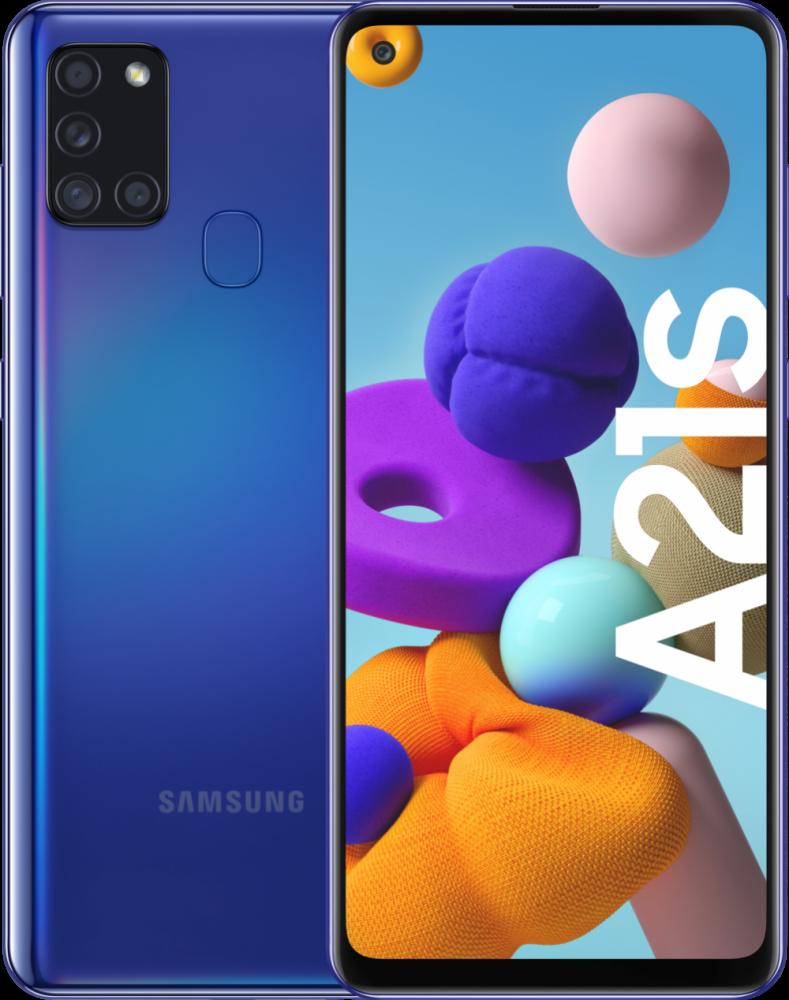 Samsung GALAXY A21S Blå