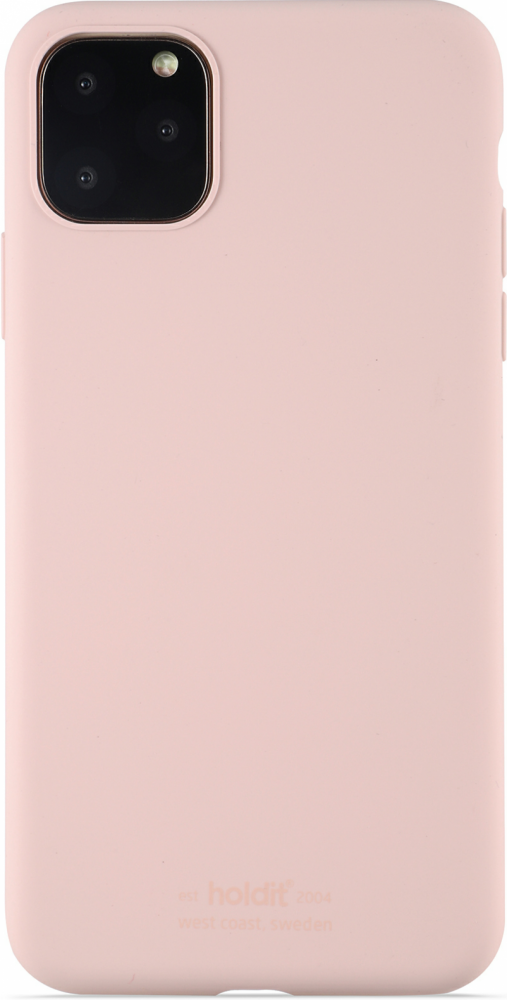 Holdit SILICONE CASE IPHONE 11 PRO MAX Rosa
