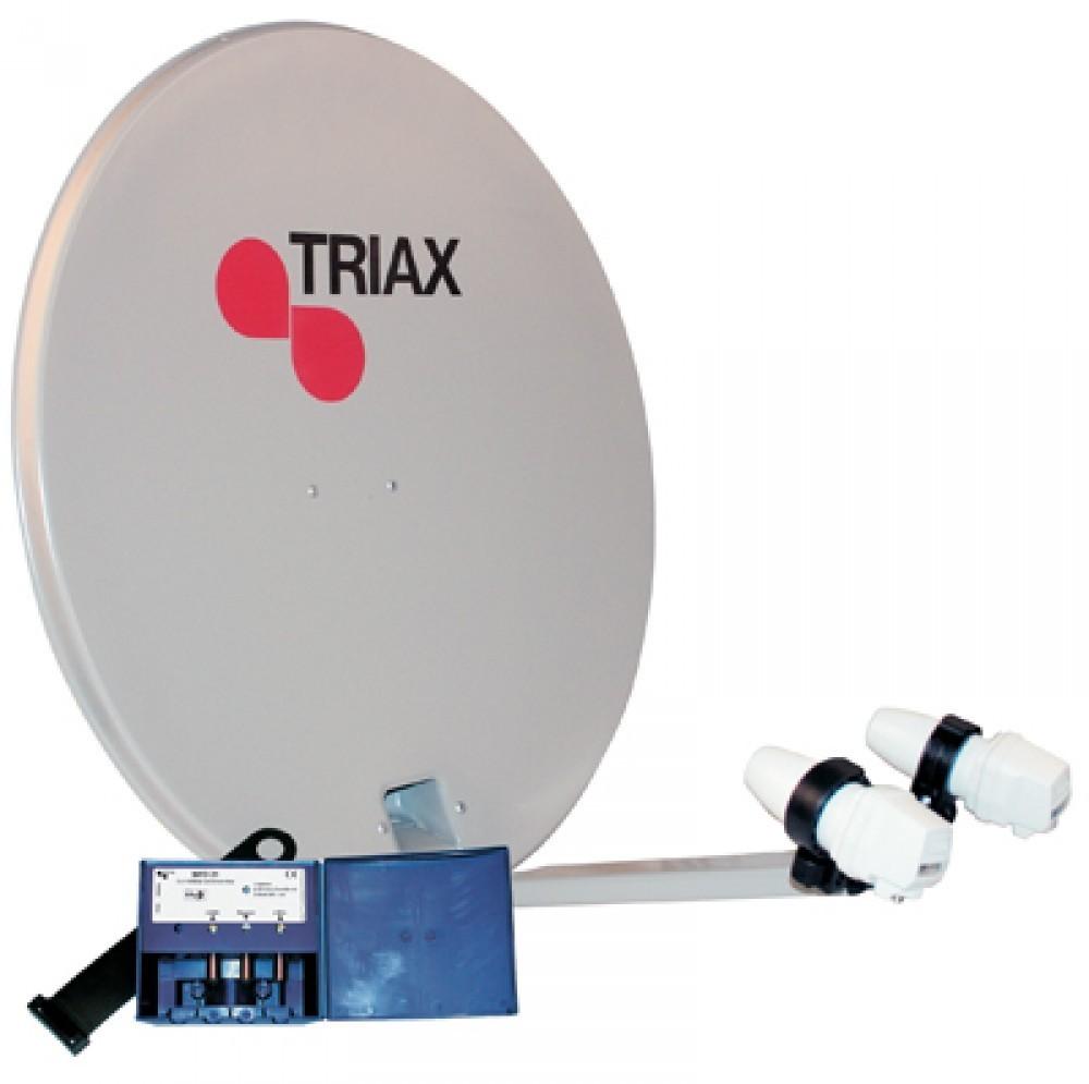 Triax TD78 PARABOL 2x LNB, DiSEqC
