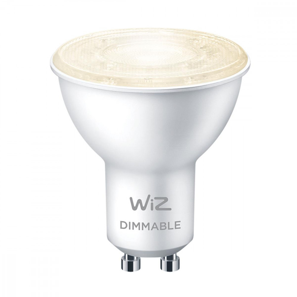 Wiz WIFI SMART LED SPOT DIMBAR GU10 4,8/50W
