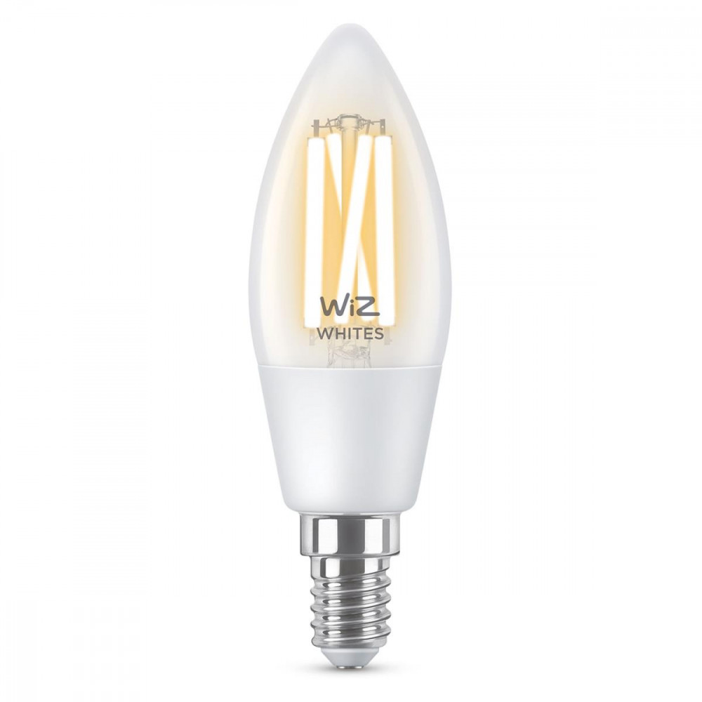Wiz WIFI SMART LED C35 E14 4,9/40W