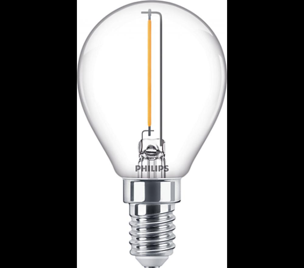 Philips LED CLASSIC P45 E14 15W WW